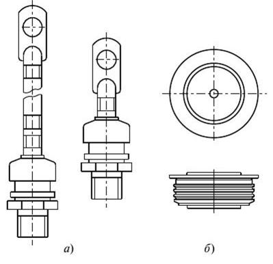 Конструкции диодов