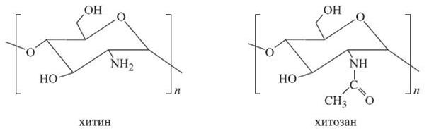 Хитин, хитозан, апизан: свойства, сырьевые источники, приенение ... | 189x606